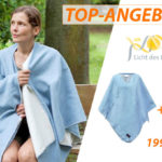 TOP-Angebot Poncho+Flasche